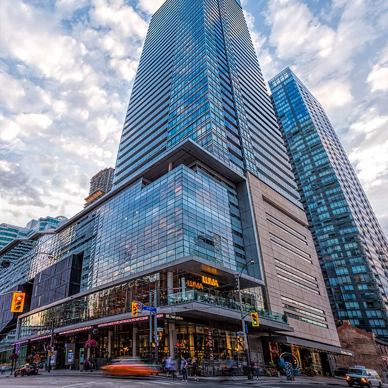 Image result for festival tower, toronto