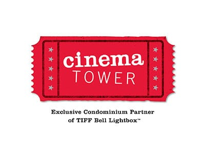 Cinema Tower Exclusive Condominium Partner of Tiff Bell Lightbox