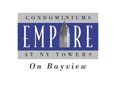 Condominiums Empire At NY Towers on Bayview