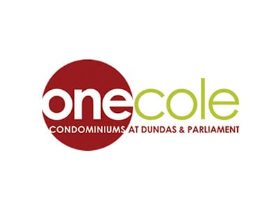 One Cole Condominiums at Dundas and Parliament